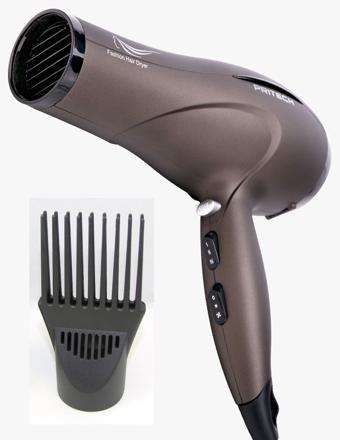 seche cheveux professionnel avec embout peigne