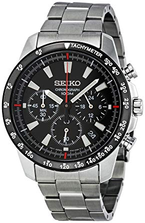 seiko chronograph