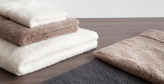 serviette de bain tres douce