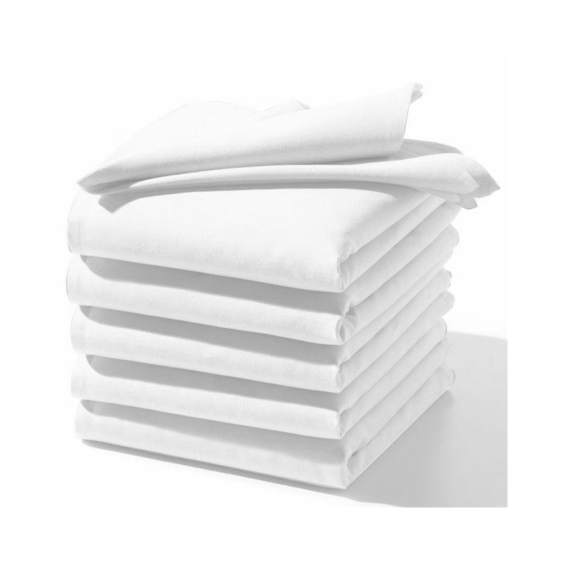 serviette de table coton pas cher