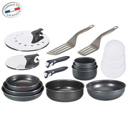set de casseroles induction