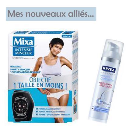 short anti cellulite mixa