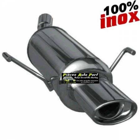 silencieux sport 206 cc