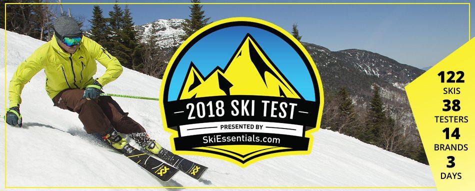 ski test 2018