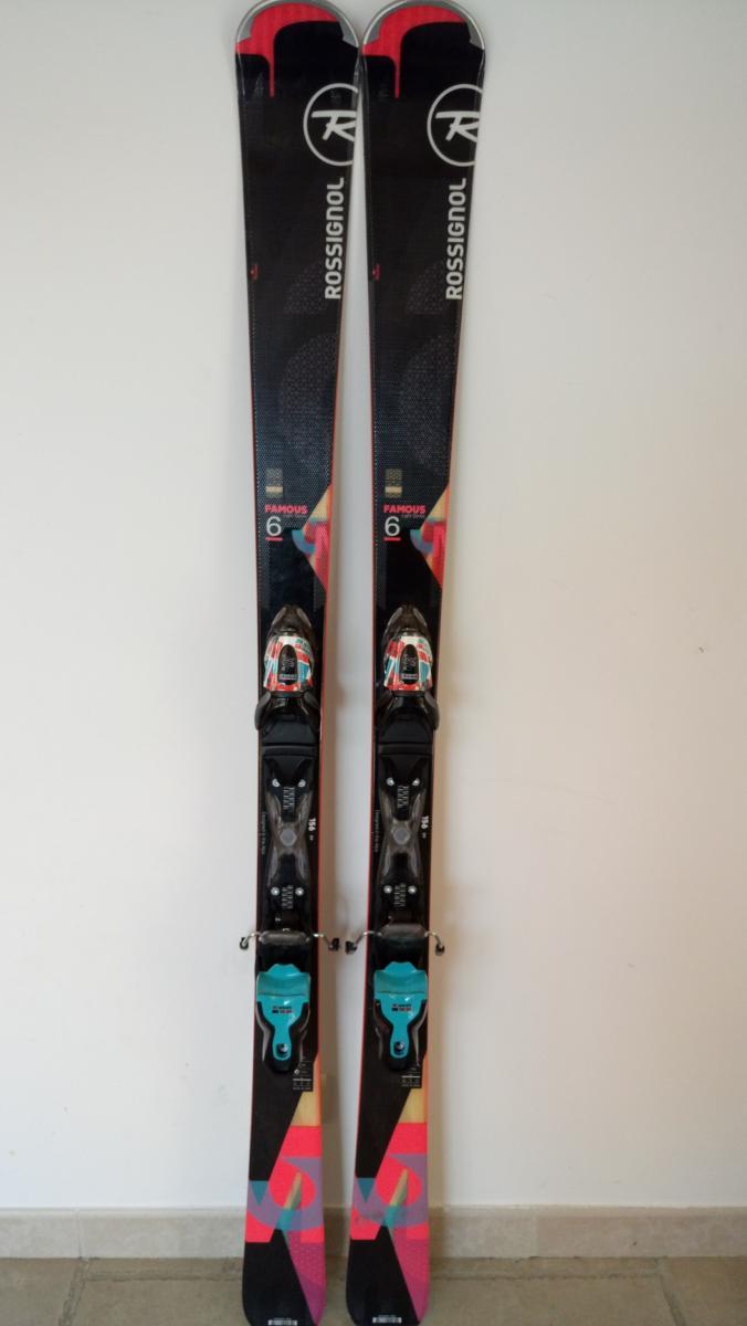 ski test femme