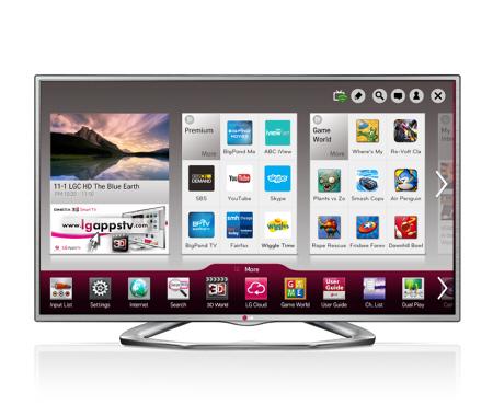 smart tv 80cm