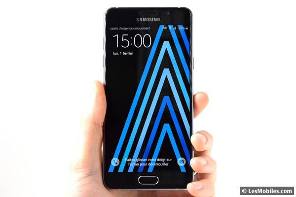 smartphone samsung galaxy a5 noir ed.2016
