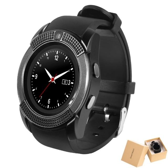 smartwatch ronde