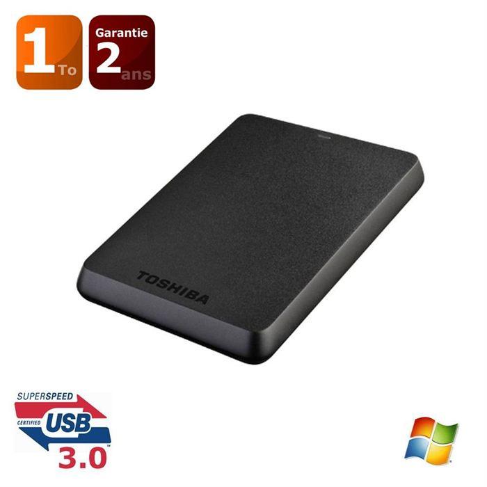 soldes disque dur externe