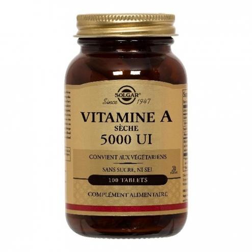 solgar vitamine a