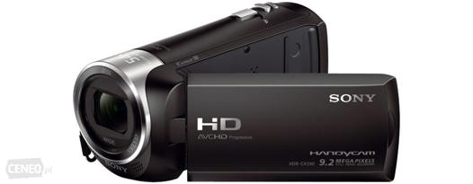 sony hdr cx240