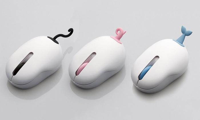 souris sans fil fantaisie