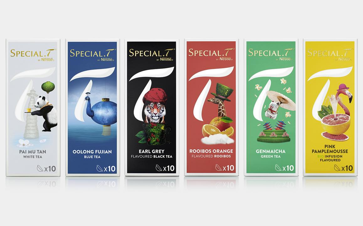 special the capsules
