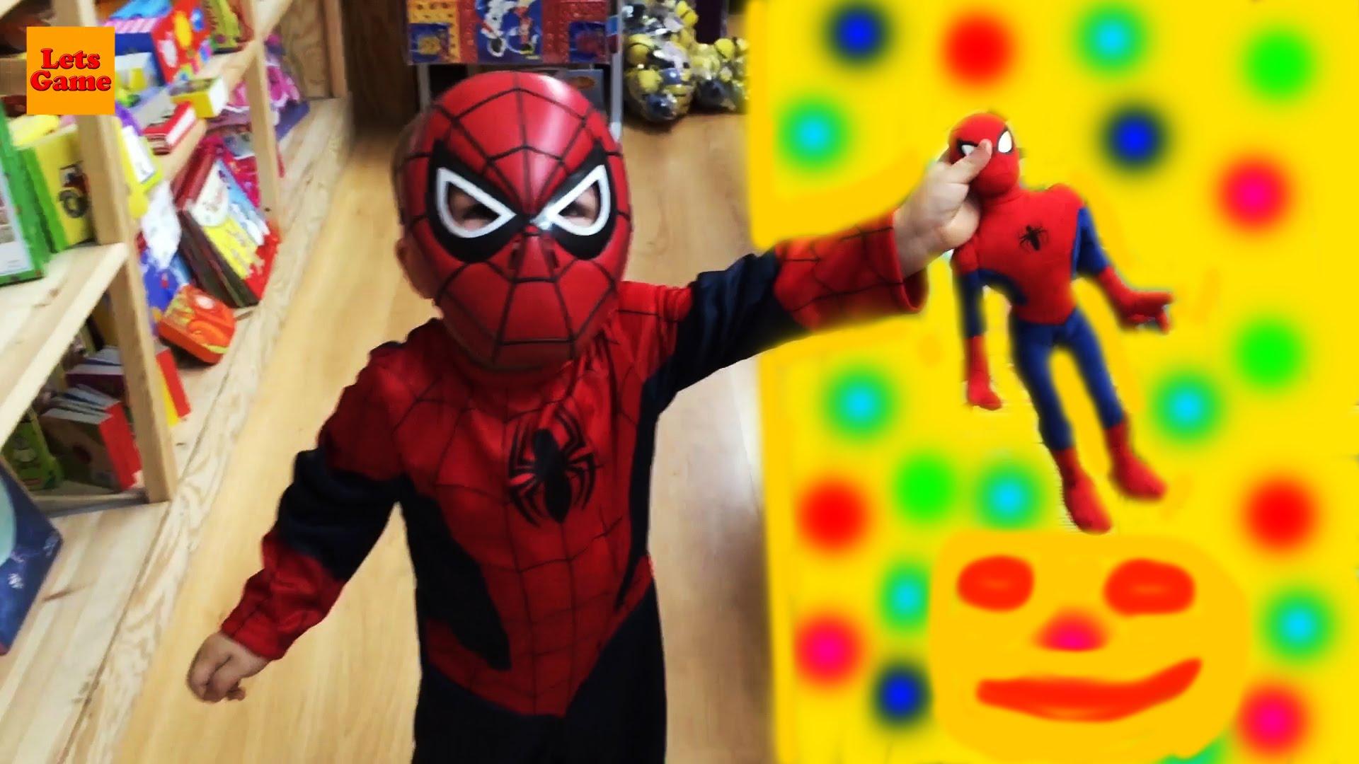 spiderman pour bébé