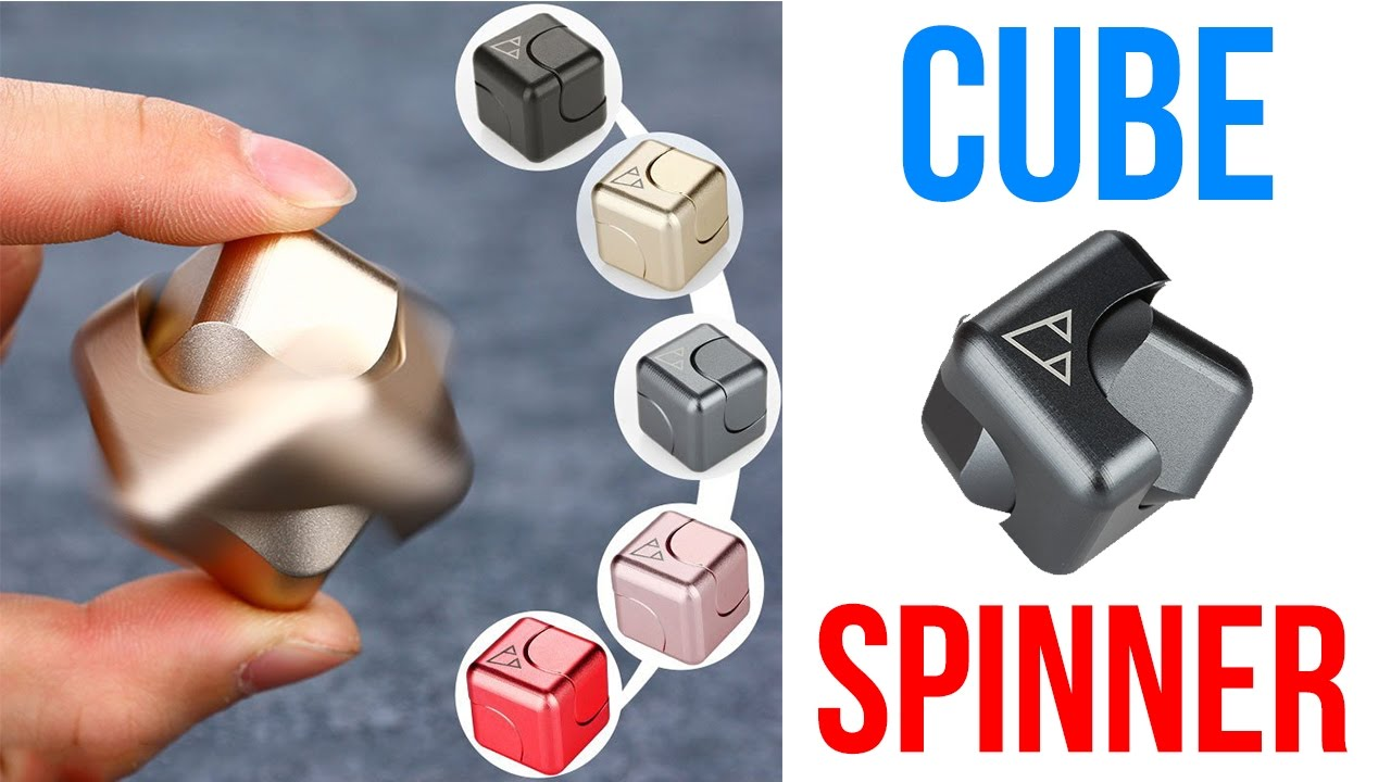 spinner cube