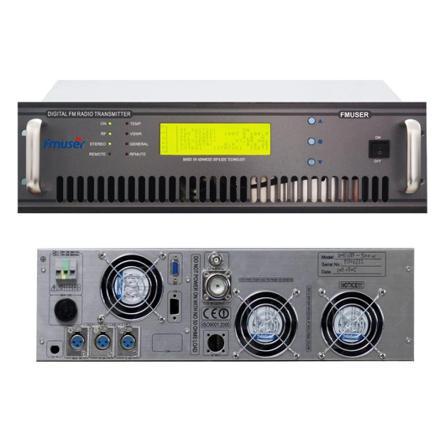 station pour transmetteur fm