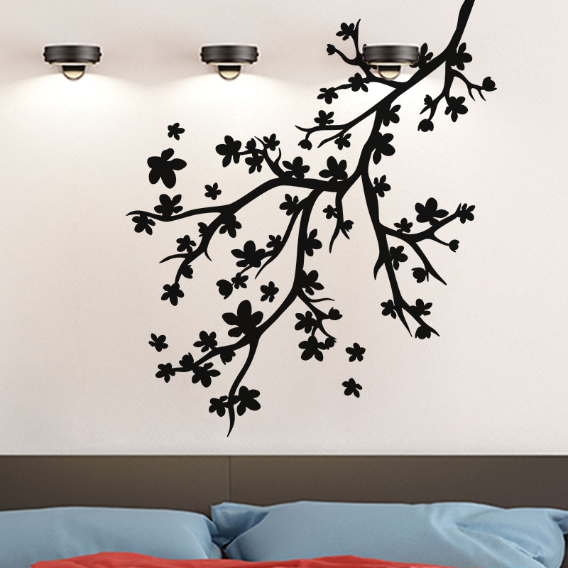 sticker branche arbre