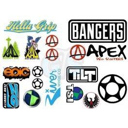 stickers trottinette