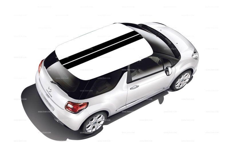 stickers voiture bande