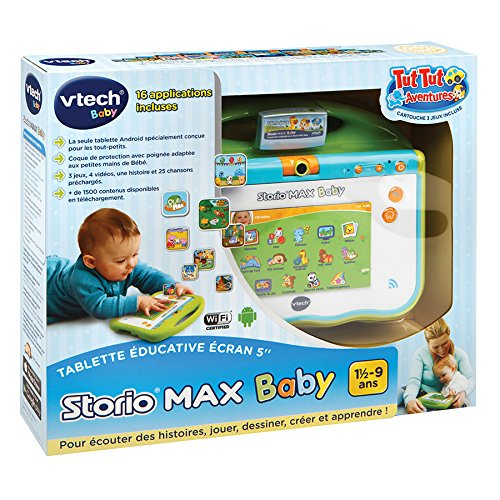 stylet storio max baby