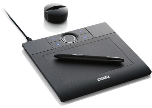 stylet tablette graphique bamboo