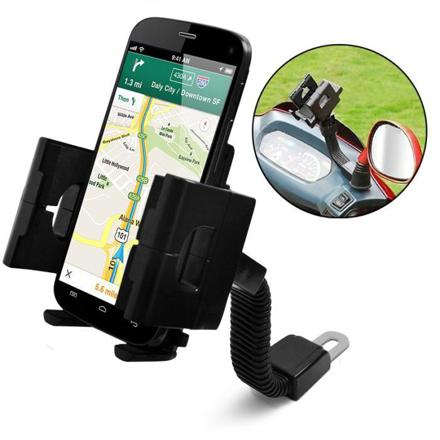 support iphone pour scooter