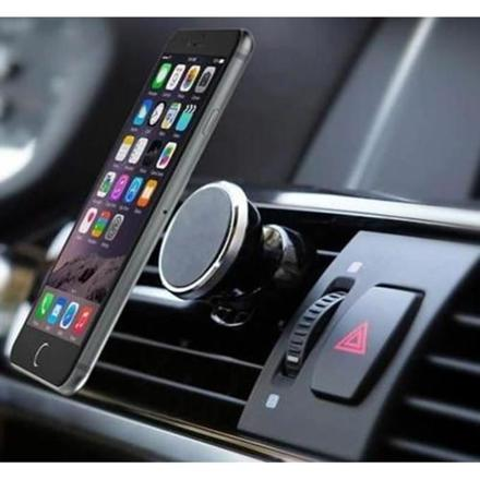 support iphone voiture aimant