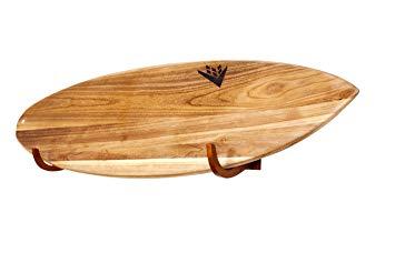 support mural planche de surf