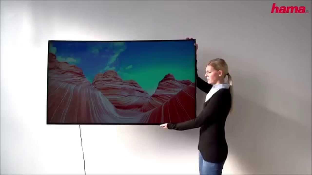 support mural tv 165 cm