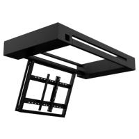 support plafond tv motorisé