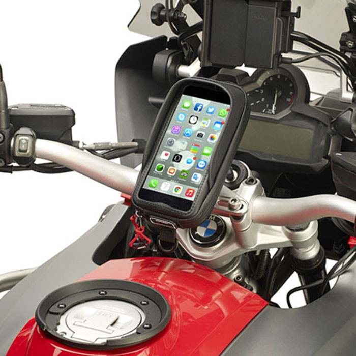 support portable moto