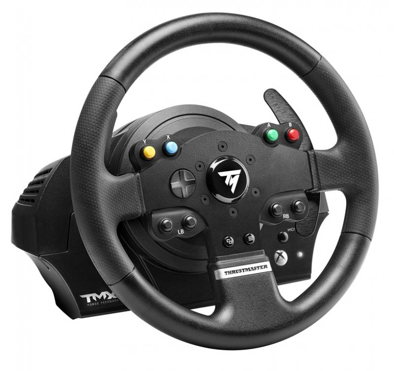 support thrustmaster