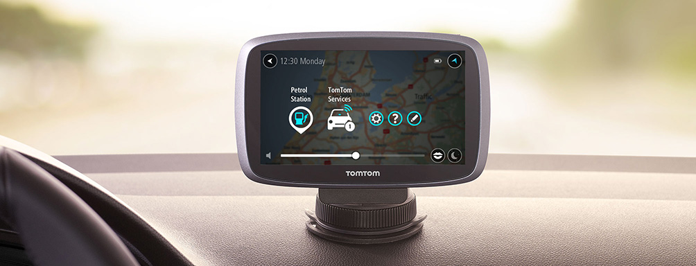 support tomtom