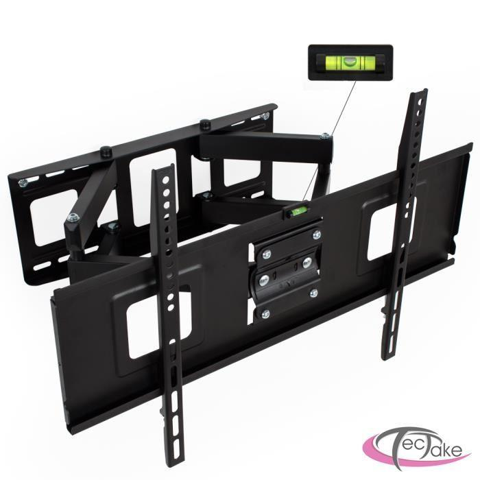 support tv mural orientable et inclinable 32-65