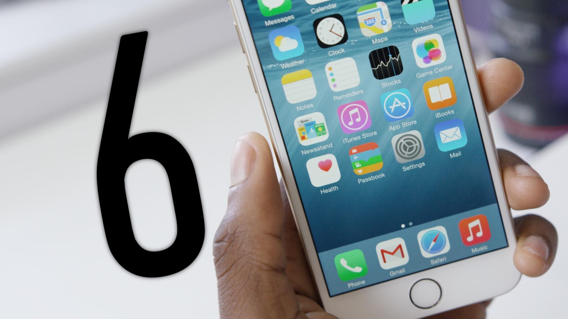 sur iphone 6