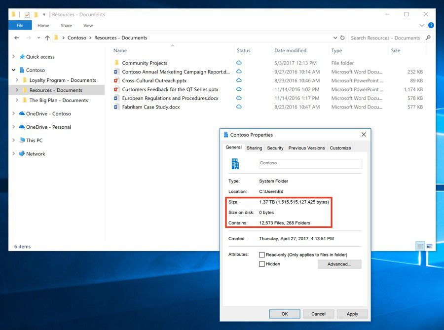 synchroniser disque dur externe windows 10