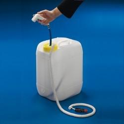 systeme douche camping