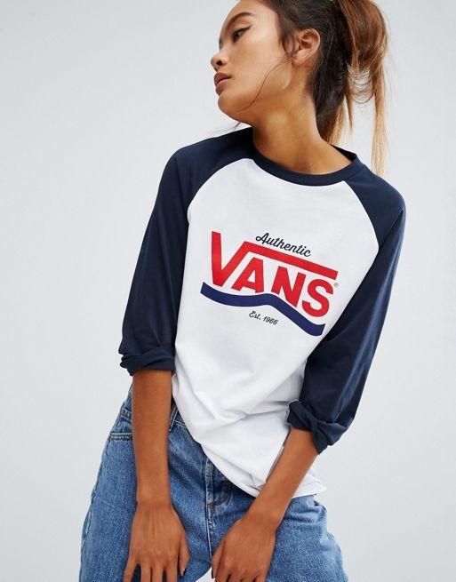 t shirt vans femme