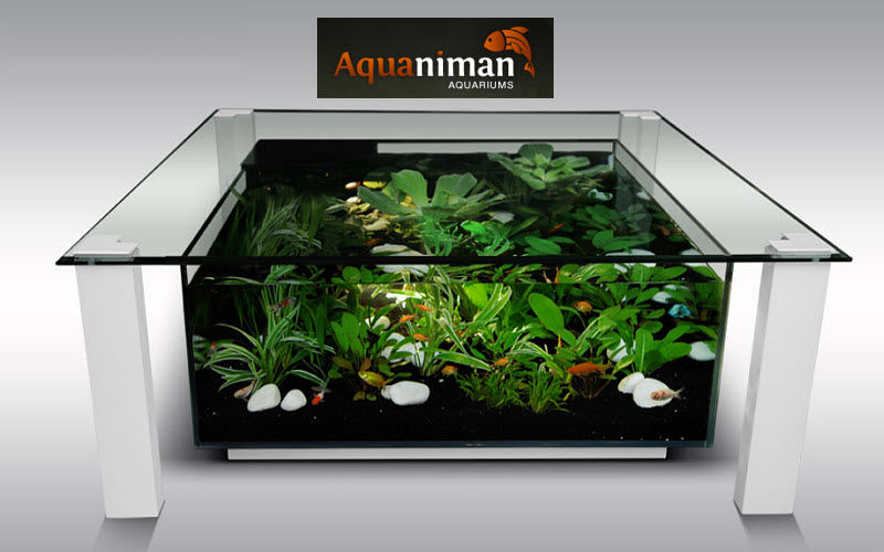 table basse aquarium prix