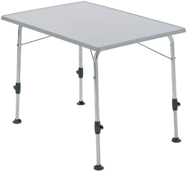 table camping pied reglable