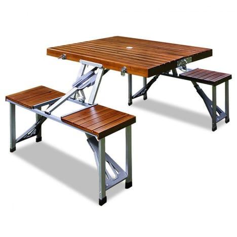 table picnic pliante pas cher