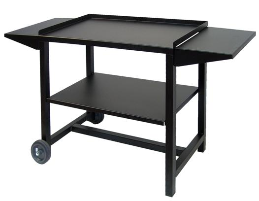 table pour plancha gaz
