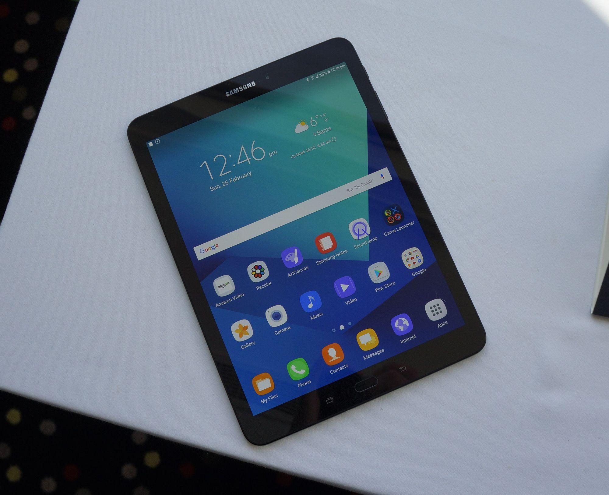 tablette 2017