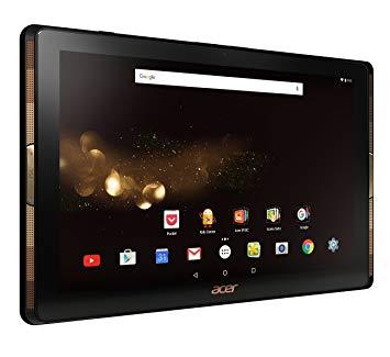 tablette acer ecran noir