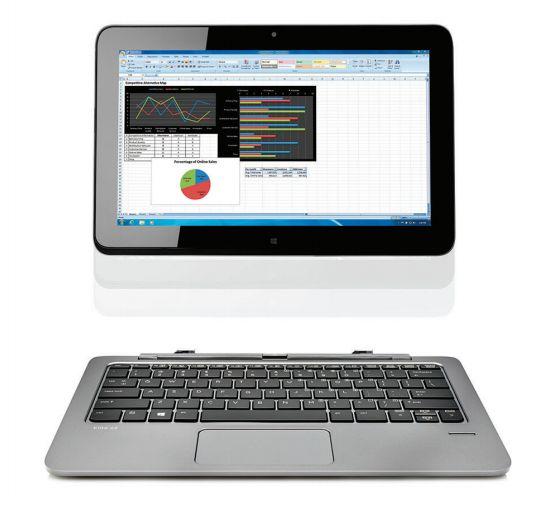 tablette hp 2 en 1