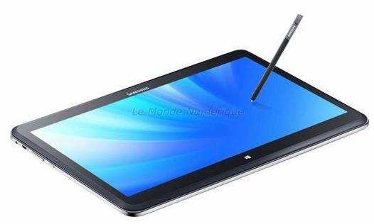 tablette pc tactile avec stylet