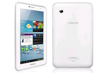 tablette samsung galaxy tab 2 7 pouces