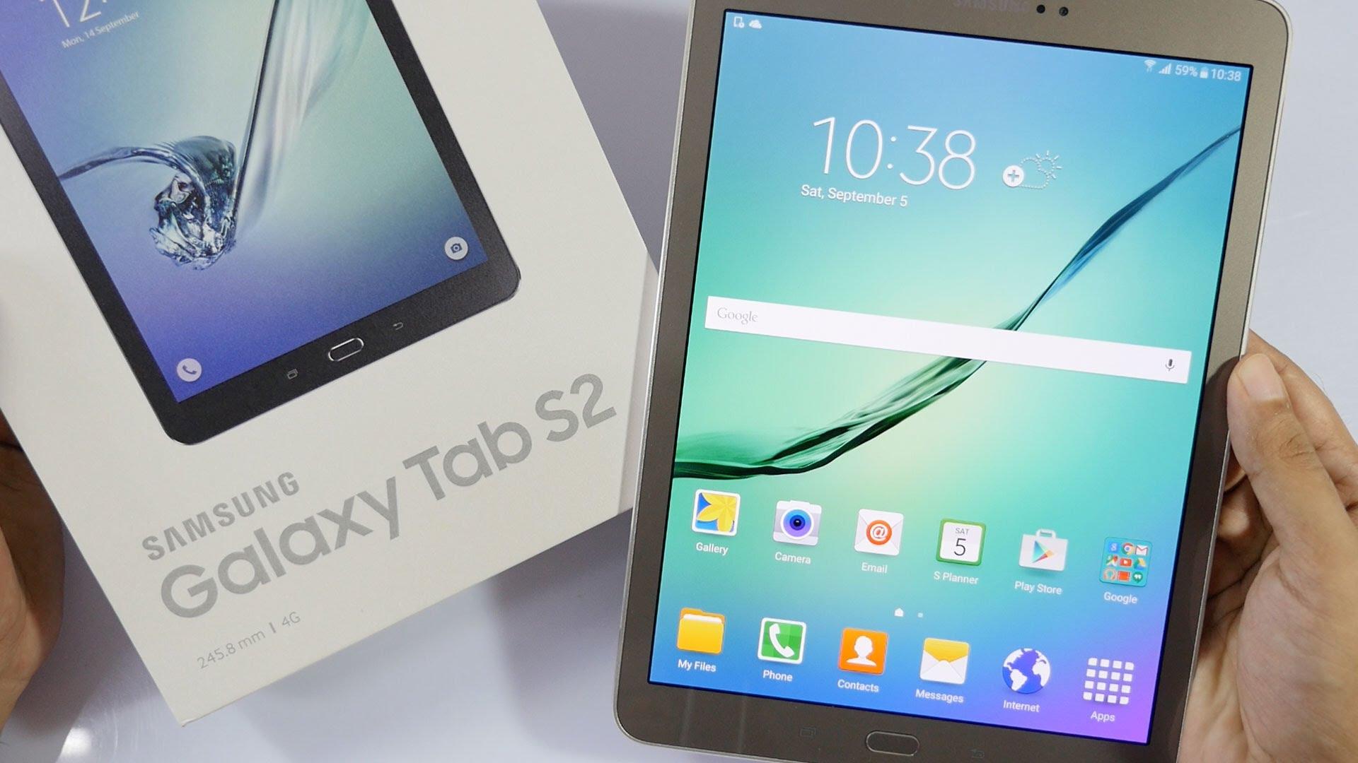 tablette samsung s2 9.7