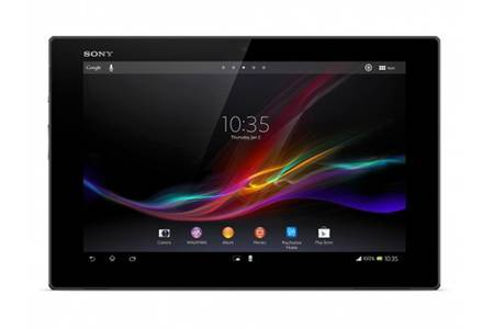 tablette tactile sony xperia