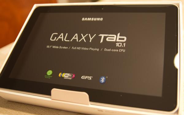 tablettes samsung 10.1